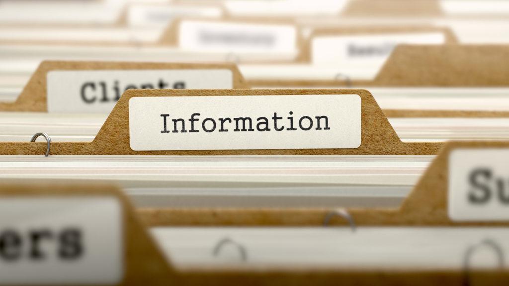 Information Files